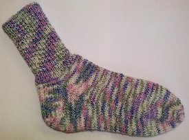 rdlSock Classes and Knitting Groups