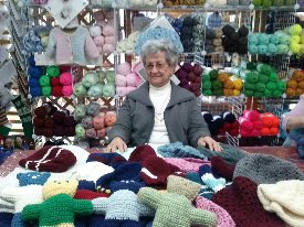 BettyCherityKnitting March 2014 Newsletter