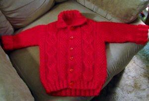 Jaden's Sweater