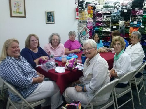 Knitting Or Crocheting Classes : Offering open knitting knit crochet classes